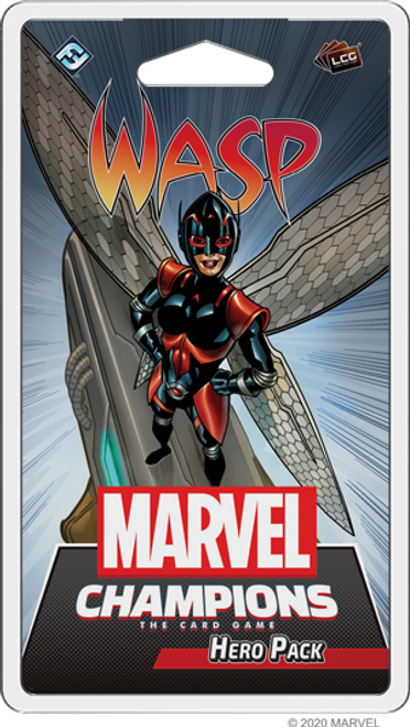 Wasp Hero Pack—Marvel Champions (Pre-Order)