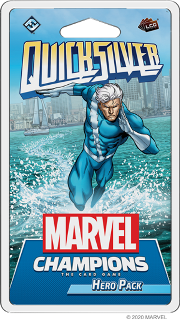 Quicksilver Hero Pack—Marvel Champions (Pre-Order)