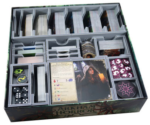 Box Insert: Arkham Horror 3E & Dead of Night