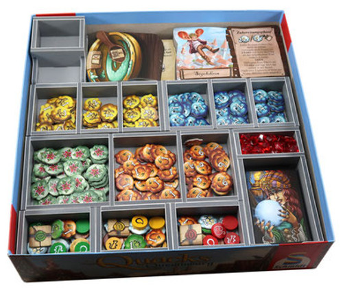Box Insert: Quacks of Quedlinburg & Expansions