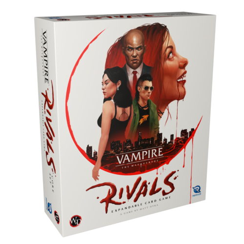 Vampire The Masquerade: Rivals (Expandable Card Game) (Pre-Order)
