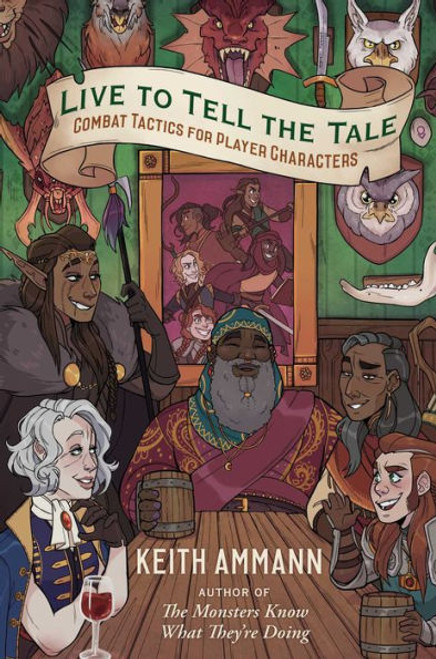 Live to Tell the Tale—Combat Tactics for Player Characters