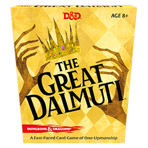 Great Dalmuti: Dungeons & Dragons