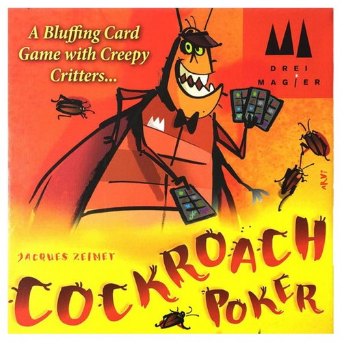 Cockroach Poker (Sold Out)