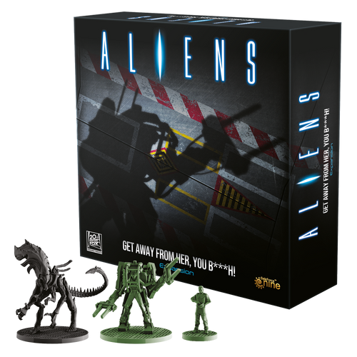 Aliens: Get Away from Her You B***h (Expansion) (Sold Out)