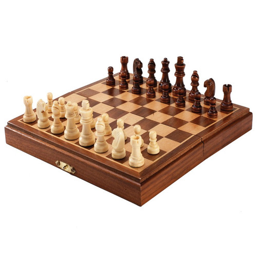 "Chess Set: Magnetic Travel Folding 8"" (Sold Out)"
