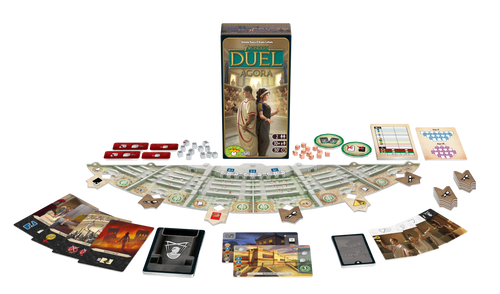7 Wonders: Duel—Agora (Expansion)