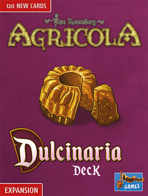 Agricola: Dulcinaria Deck (Expansion) (Sold Out)