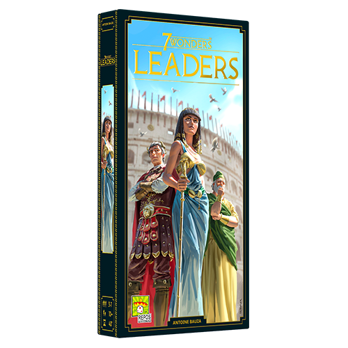 7 Wonders: Leaders, New Edition (Expansion)