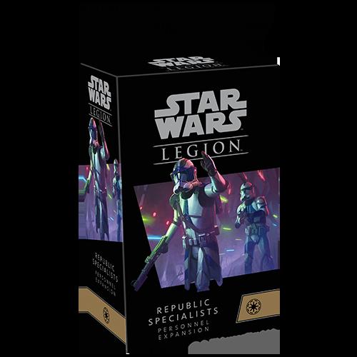 Republic Specialists Personnel—Star Wars: Legion (Pre-Order)