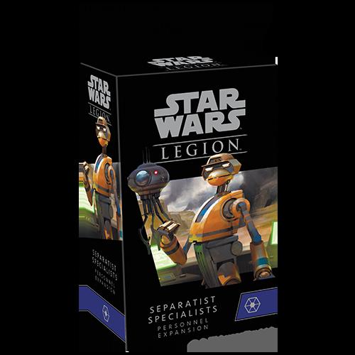 Separatist Specialist Personnel—Star Wars: Legion (Pre-Order)