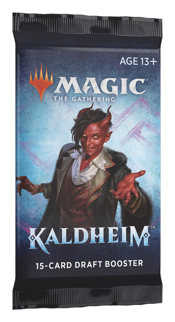 Draft Booster, Kaldheim—Magic the Gathering
