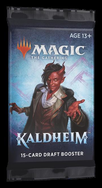 Draft Booster, Kaldheim—Magic the Gathering (Pre-Order)