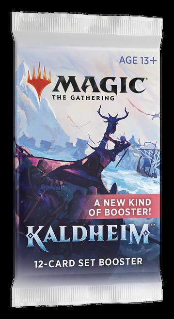 Set Booster, Kaldheim—Magic the Gathering