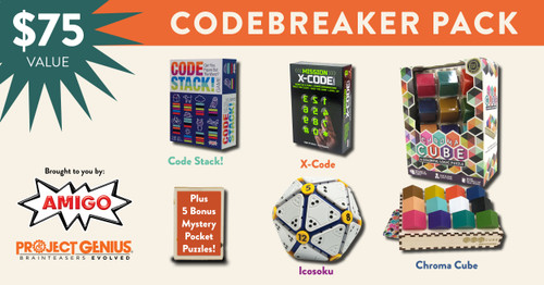 Amigo Codebreaker Pack