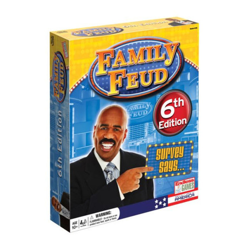 Family Feud Classic, 6th Edition (Sold Out)