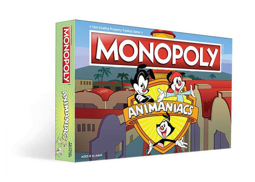 Animaniacs Monopoly (Sold Out)