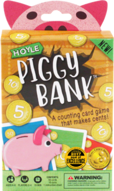 Piggy Bank Hoyle Card Game (Sold Out)