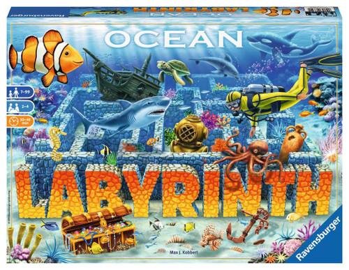 Ocean Labyrinth (aMAZEing Labyrinth)