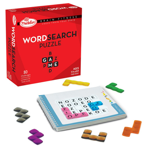 Word Search Brain Fitness