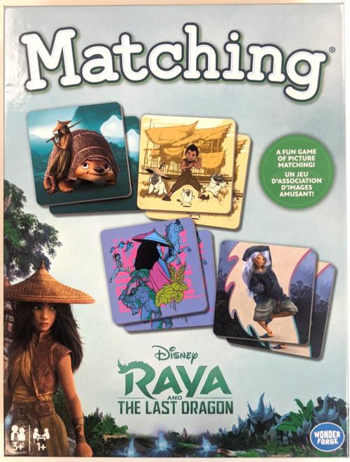Raya and the Last Dragon Matching