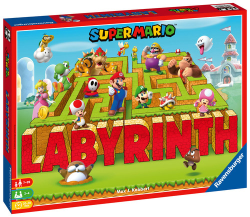 Super Mario Labyrinth (Sold Out)