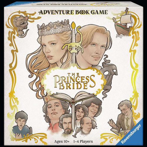 Princess Bride Adventure Book Game (Sold Out)