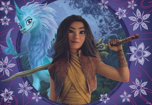 2x24pc Raya and the Last Dragon