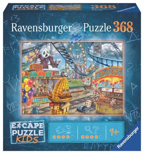 Amusement Park Plight 368pc Escape Puzzle Kids