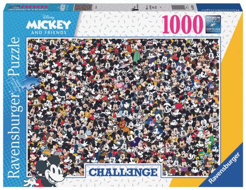 Mickey Challenge 1000pc  - Disney