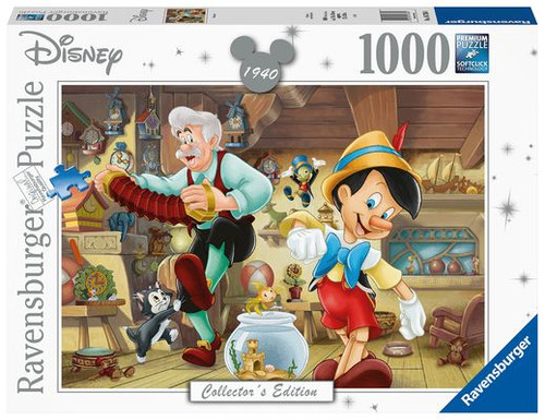 Pinocchio 1000pc - Disney (Sold Out)