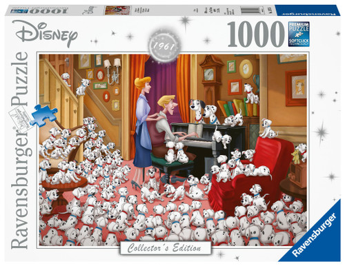 101 Dalmatians 1000pc  - Disney Collector's Edition