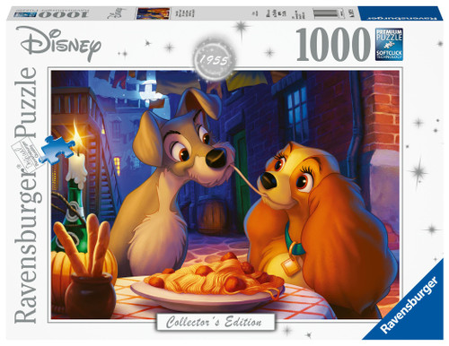 Lady and the Tramp 1000pc - Disney Collector's Edition (On Order)