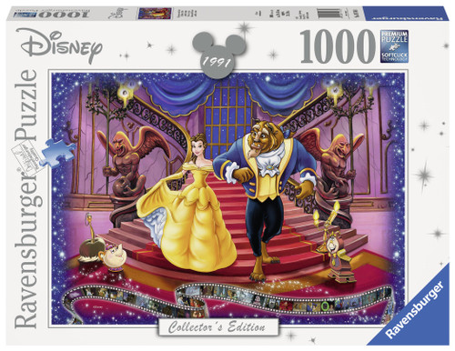 Beauty and the Beast 1000pc