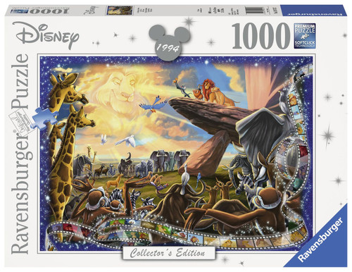 The Lion King 1000pc—Disney (Sold Out)