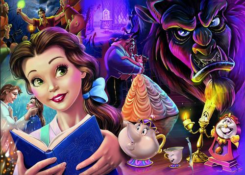 Belle, Heroines 1000pc - Disney (On Order)