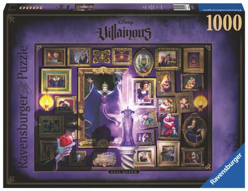 Villainous: Evil Queen 1000pc