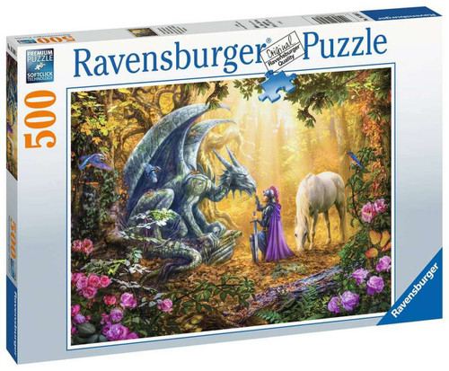 Dragon Whisperer 500pc