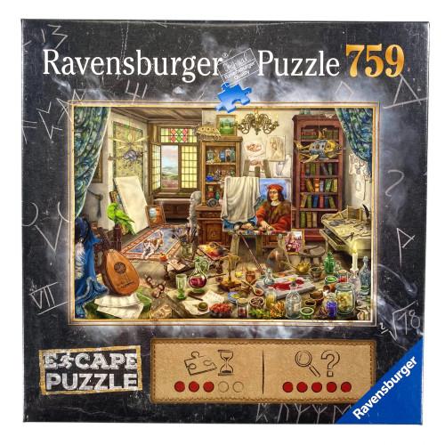 The Art Studio 759pc Escape Puzzle