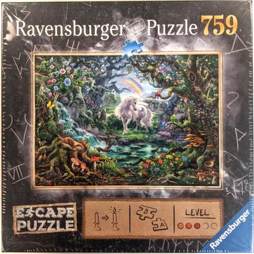 The Unicorn 759pc Escape Puzzle
