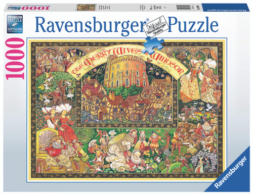 Windsor Wives 1000pc