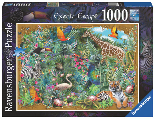 Exotic Escape 1000pc (Sold Out)