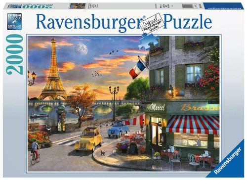 Paris Sunset 2000pc