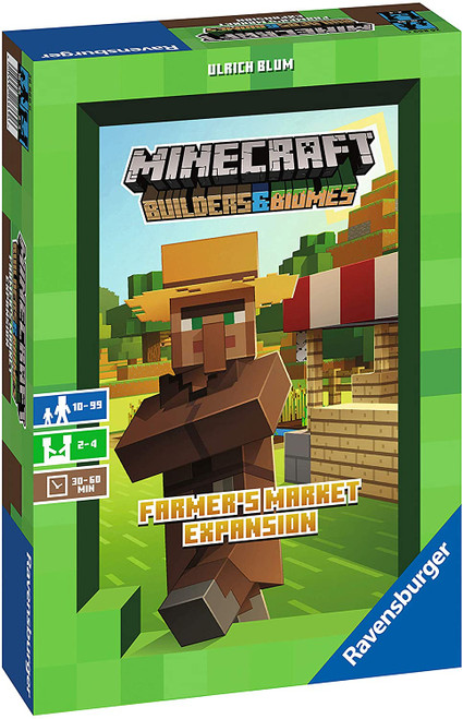 Minecraft Builders & Biomes: Farmer's Market (Expansion)