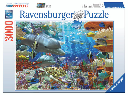 Oceanic Wonders 3000pc (In-Store Pickup Only) (Sold Out)