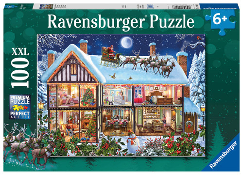 Christmas Puzzle 100pc XXL (Sold Out)