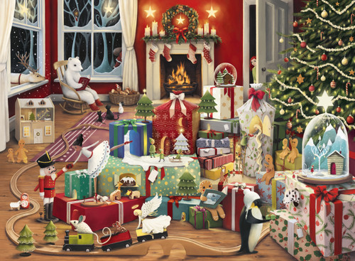 White Christmas 500pc (Sold Out)