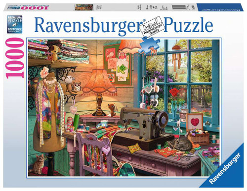 The Sewing Shed 1000pc