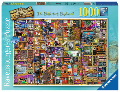 The Collector's Cupboard 1000pc