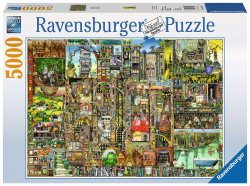 Bizarre Town Colin Thompson 5000pc (Sold Out)
